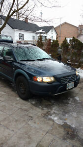 2003 Volvo XC70 Cross cantry Wagon