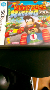 Diddy Kong Racing DS 3DS 2DS NINTENDO