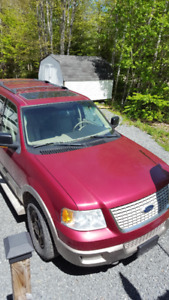 2004 Ford Expedition Eddie Bauer 5.4l 8cly $1700.00 OBO