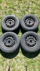 Tires and rims p175/70r13/82t