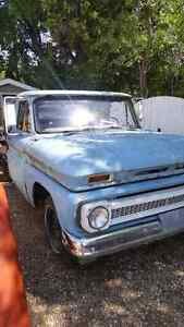 1965 Chevrolet 1/2 Ton  Cab and Chassis