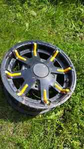 Can am rims