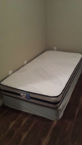 Mattress and Box Spring Sale