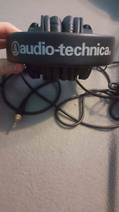 USB Midi Controller and Headphones For Sale