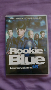 Rookie Blue Complete Season 3