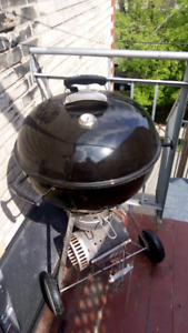 Weber Mastertouch Bbq Barbecue