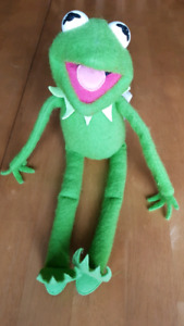 Vintage 1976 Fisher Price #850 Jim Henson Kermit the frog - RARE