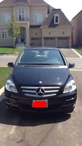 2011 Mercedes Benz B200 Turbo