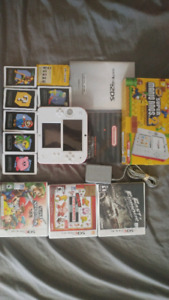 Boxed mario bros 2 mint 2ds lot.