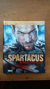 Spartacus Blood and Sand - complete first season