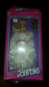 1983 Crystal Barbie in box London Ontario image 1