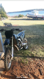 Awesome yzf250
