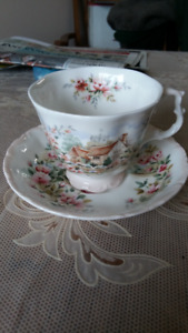 For Sale Royal Albet Cups and Saucers