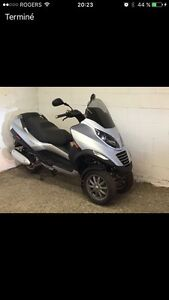 Vespa MP3 250ie 2007