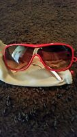 Red/Ivory Dragon TRANSIT sunglasses-used
