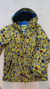 Boys Winter Coat- (size Large)- approx age 11-13