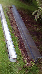 galv steel beam