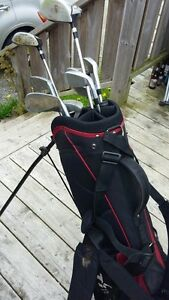 mens golf clubs left