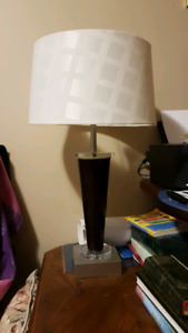 One lamp for sale