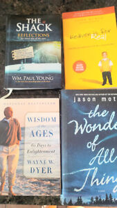 Spirituel clean & gentle used books from a smoke free household Kitchener / Waterloo Kitchener Area image 2