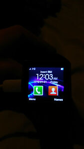 Smartwatch Rogers M9 2016 black used once $50