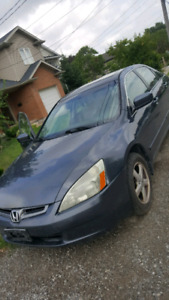 Selling 2004 Manual Honda Accord