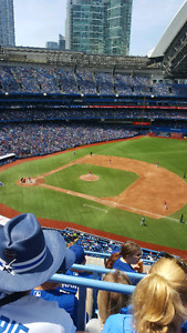 Blue Jays tickets for Canada day July 1st