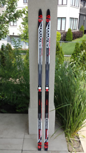 Skis (Skating), Boots, Poles Used (Men)