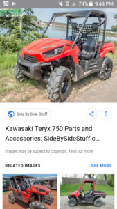 Looking for a teryx frame with papers and or a parts bike