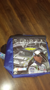 Nascar Jimmie Johnson cooler lunch bag