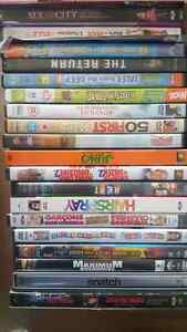 Assorted DVDs, CDs and VHS Cambridge Kitchener Area image 4