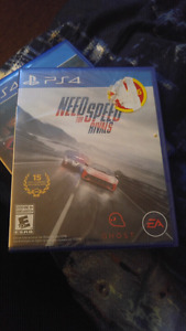 The crew and need for speed rivals