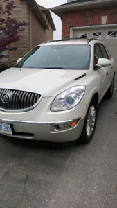 2012 Buick Enclave CXL  (pearl FWD)