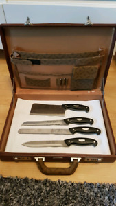 High quality knife set - Rostfrei