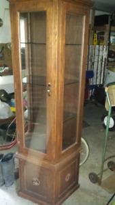 Display / curio cabinet
