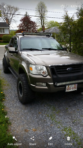 2007 Ford Explorer Sport Trac for sale or trade