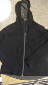 Womens kirkland softshells hooded jacket