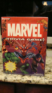 Marvel Trivia Game 2003 NEW UNOPENED!