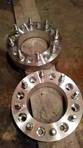 Ford Dually Wheel spacers. NEW DOT approved