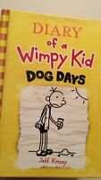 NOVEL Diary Of A Whimpy Kid: Dog Days
