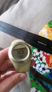 Garmin 405 and heart rate monitor for parts