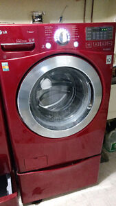 HE WASHER/DRYER BY LG