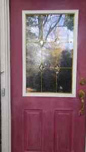 Window Insert for Door Peterborough Peterborough Area image 2