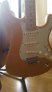 American strat up for trade