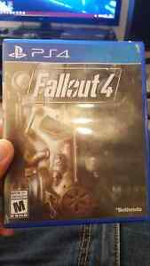 Fallout 4 ps4 playstation 4 comme neuf