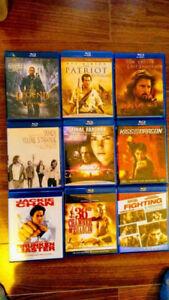 DVD + Blu-ray à vendre