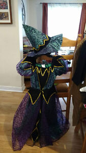 Witch costume size 7/8