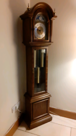 Ridgeway Grandfather Clock - Moon Phase 1976