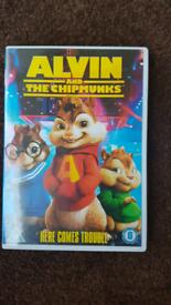 U/PG DVD'S