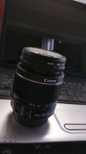 Canon EFS 18-55mm kit lens